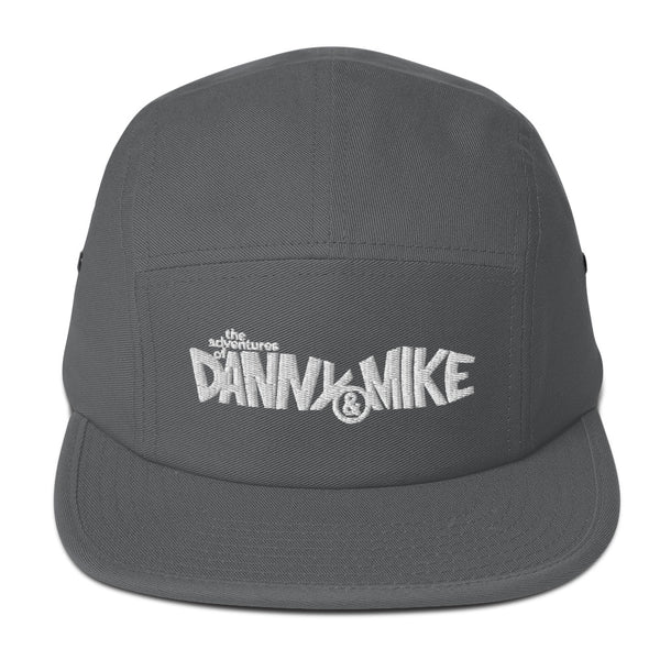 Danny & Mike - 5 Panel Logo Hat