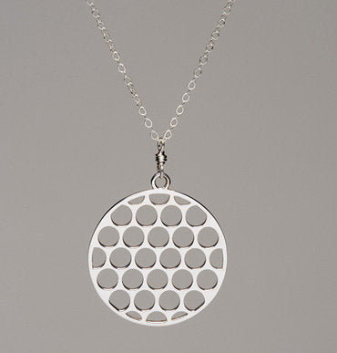 Division Dotted Necklace