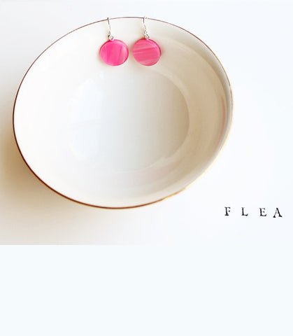 FLEA Bubblegum Earrings