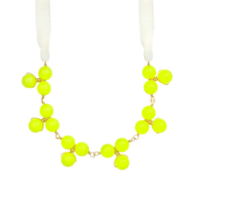 Jackson Mini Highlighter Bauble Necklace
