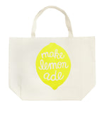 Kinzie Big Lemon Tote