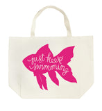 Kinzie Big Fishy Tote