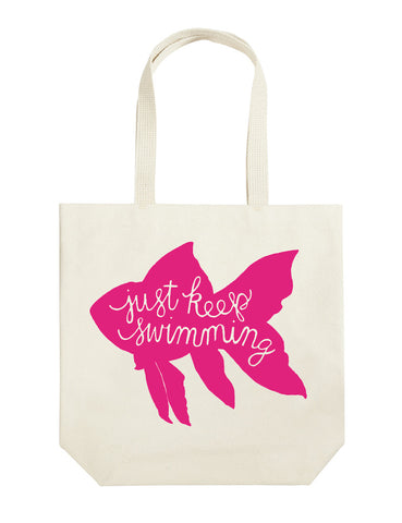 Kinzie Small Fishy Tote