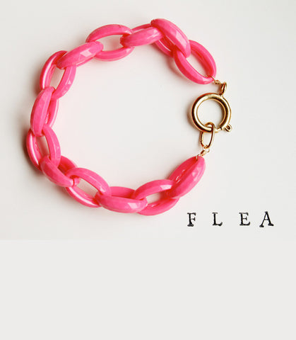 FLEA Flamingo Bracelet