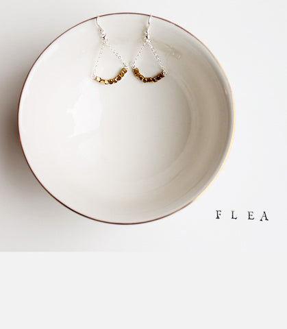 FLEA Swing Earrings
