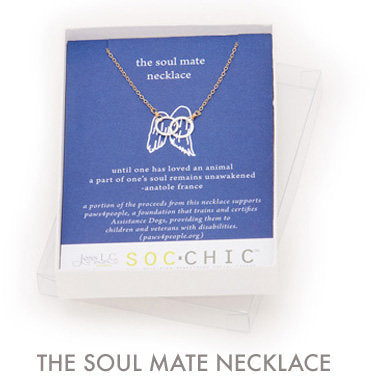 The Soul Mate Necklace