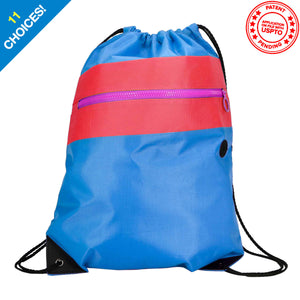 "210-Denier ""Big Band"" Backpacks"