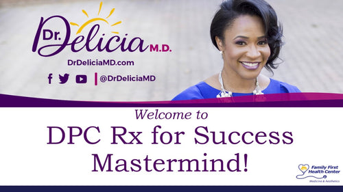 DPC Rx for Success Mastermind