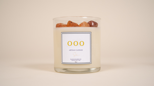 000 - Angel Number Manifestation Candle