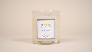 222 - Angel Number Manifestation Candle