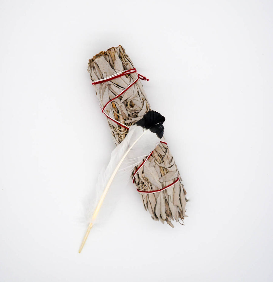 Eat.Read.Love | White Sage Smudge Stick - Eat.Read.Love.