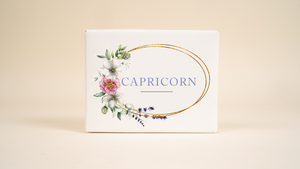 Capricorn Crystal Box