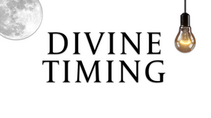 "DIVINE TIMING - ""I OPENED UP, WHY DIDN'T THEY?"""