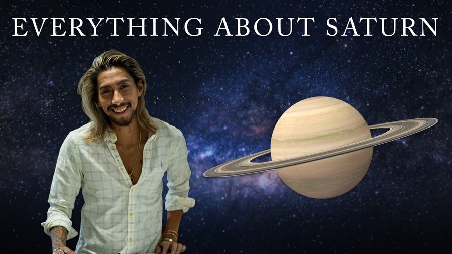 Everything about Saturn - Webinar (pre-recorded)