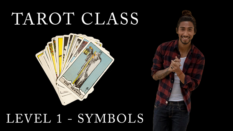 Tarot Card Class - Level 1 - Tarot Symbols