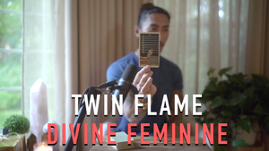 TWIN FLAME - DIVINE FEMININE (READY TO CUT THE CORD)