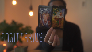 SAGITTARIUS - TAROT AFTER DARK (JUNE8)