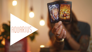 AQUARIUS - TAROT AFTER DARK (JUNE10)