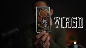 VIRGO - JULY TAROT AFTER DARK (THEY ALWAYS BLAME YOU)