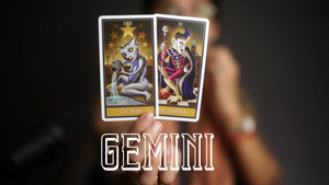 GEMINI - TAROT AFTER DARK (WHEN WILL THEY OPEN UP?)