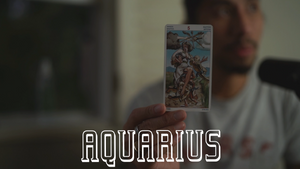 AQUARIUS - TAROT AFTER DARK (WHEN ARE WE GOING TO STOP PLAYING GAMES?)