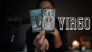 VIRGO - JULY TAROT AFTER DARK (WILL RECONCILING EVEN WORK?)