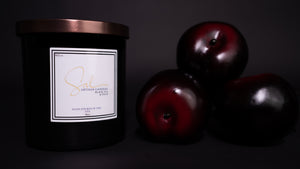 Black Tea & Plum - Artisan Candles by Sal