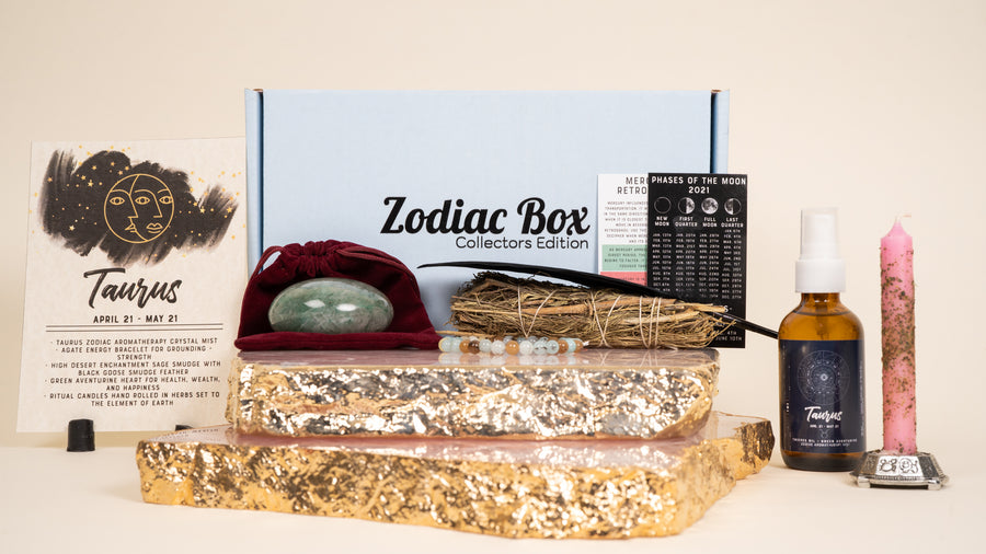 Zodiac Box - Collectors Edition