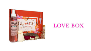 GLAMOR BOX - LOVE