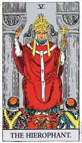 Hierophant | Tarot Card Class - Eat.Read.Love.