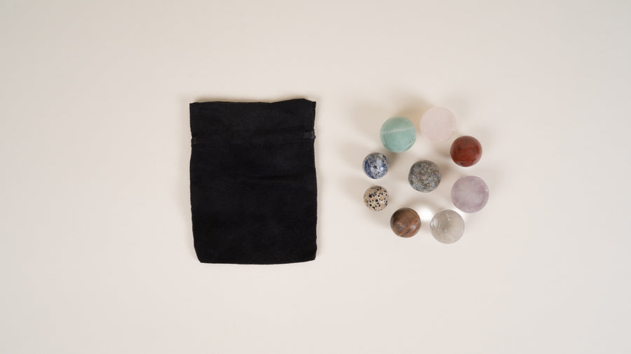Planetary Scrying Pouch