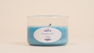 Third Eye - Chakra Candle by Sal