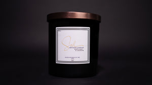 White Sage & Lavender - Artisan Candles by Sal