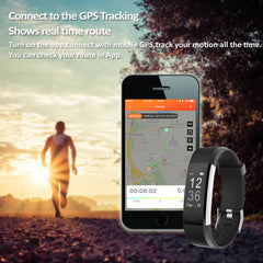 fitness tracker or smart watch