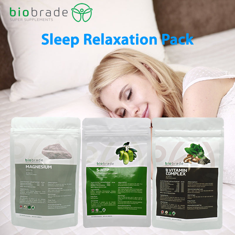 Biobrade Sleep Relaxation Pack