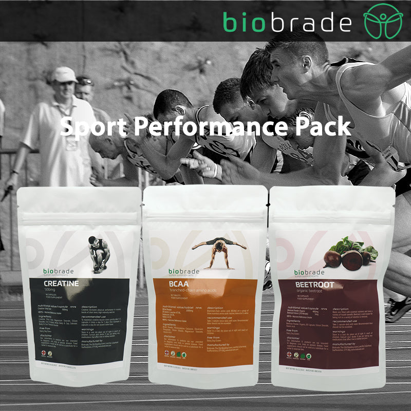 Biobrade Sport Performance Pack