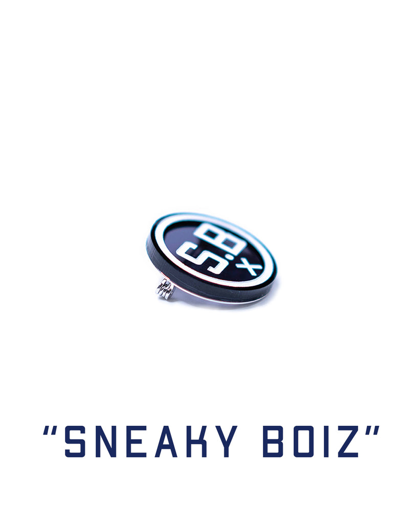 """SNEAKY BOIZ"" Brooch! (ÖWz Selection)"