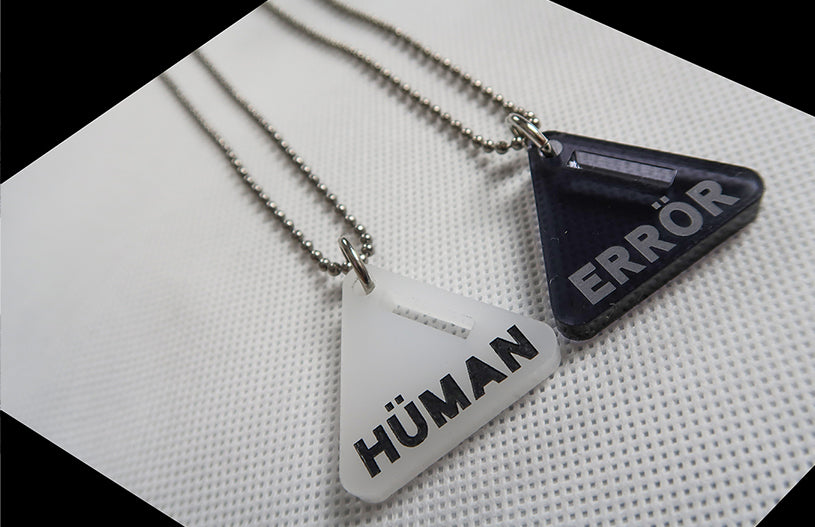 THE HUMAN・ERROR / OWz ( Color : Creamy White )