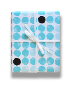 Dots - gift wrap