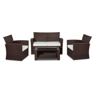 DREAMO Lounge Sofa Set Front