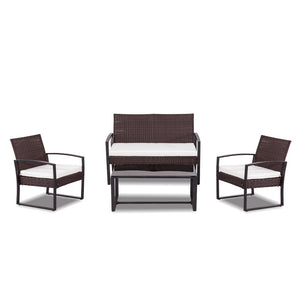 DREAMO Lounge Sofa Chairs Set Front