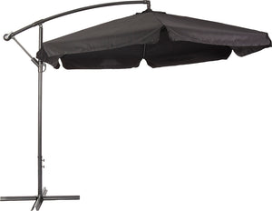Penco 3M Garden Umbrella Cantilever – Black