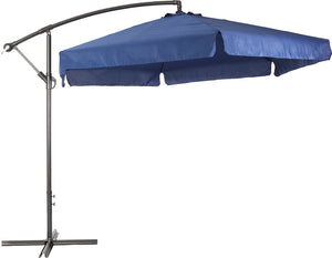 Penco 3M Garden Umbrella Cantilever – Navy