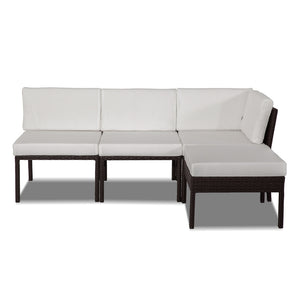4PC  Garden Lounge Set Front