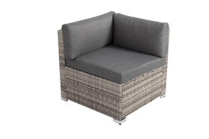 Outdoor Modular Lounge Sofa Bondi -Grey