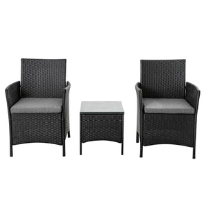 3PC Outdoor Chairs and Table