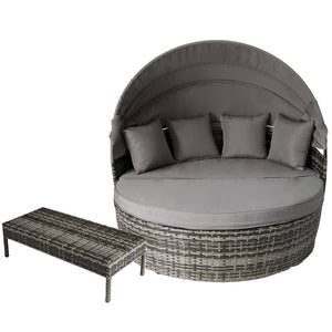 DREAMO Outdoor Daybed Front