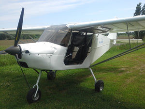 ulm skyranger ultralight aircraft flylight light plane