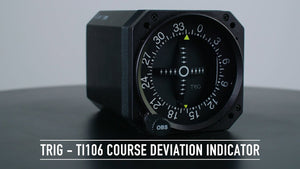 Trig TI106 CDI (Course Deviation Indicator)