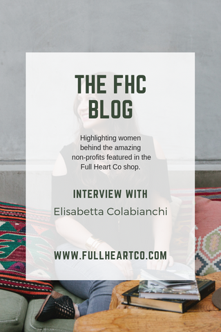 Full Heart Co's blog interview with Elisabetta Colabianchi of the Non-Profit organization Kurandza. Full Heart Co is honored to come alongside of Kurandza and their mission to empower women in Mozambique.